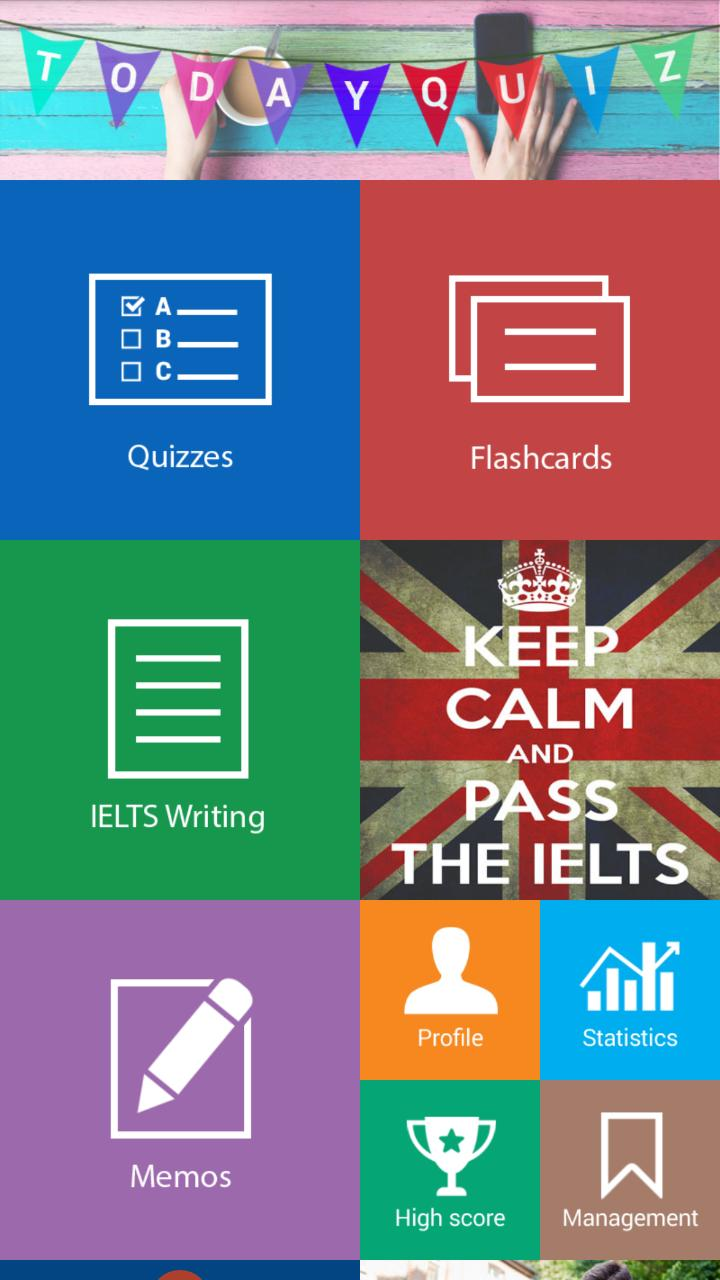 IELTS Test Prep for Android - APK Download