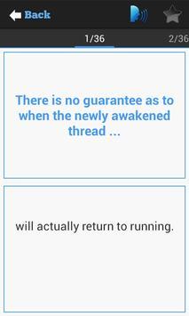 Java Tests apk screenshot