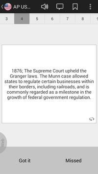 US History Quiz apk screenshot