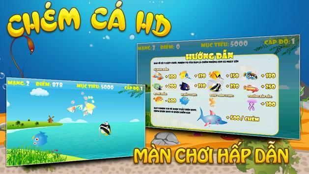 Chem Ca - Chem Hoa Qua screenshot 1
