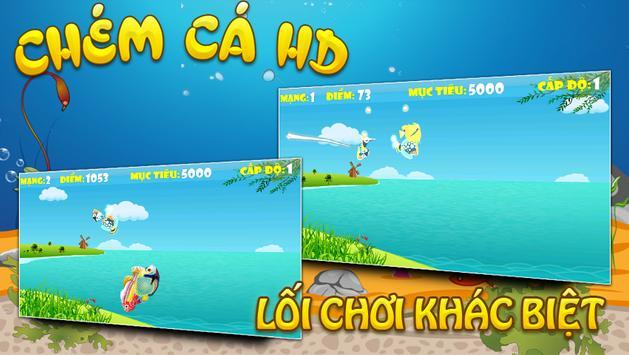 Chem Ca - Chem Hoa Qua screenshot 2
