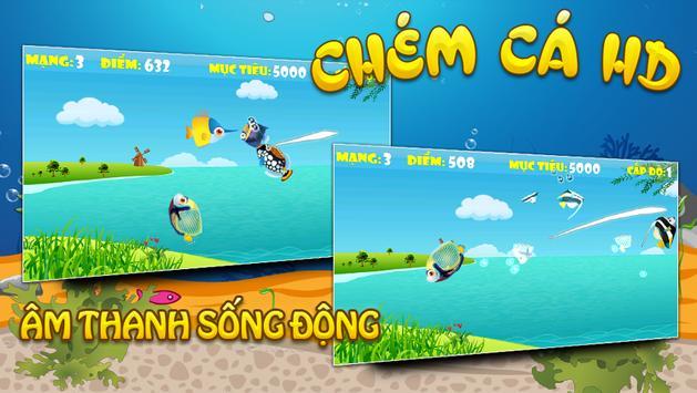 Chem Ca - Chem Hoa Qua apk screenshot