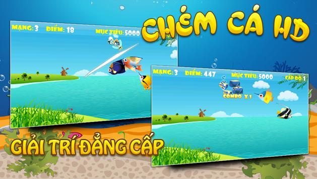 Chem Ca - Chem Hoa Qua screenshot 5