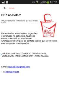 RDZ no Bolso! poster