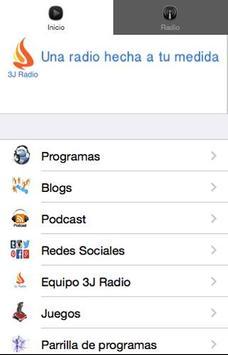 3J Radio screenshot 3
