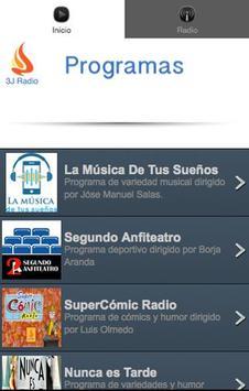 3J Radio screenshot 1
