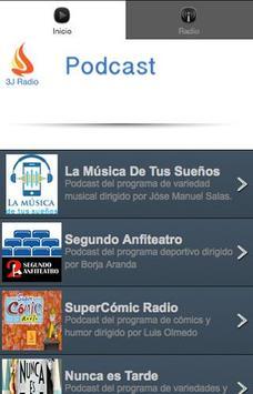 3J Radio screenshot 2