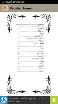 Badshah Nama apk screenshot