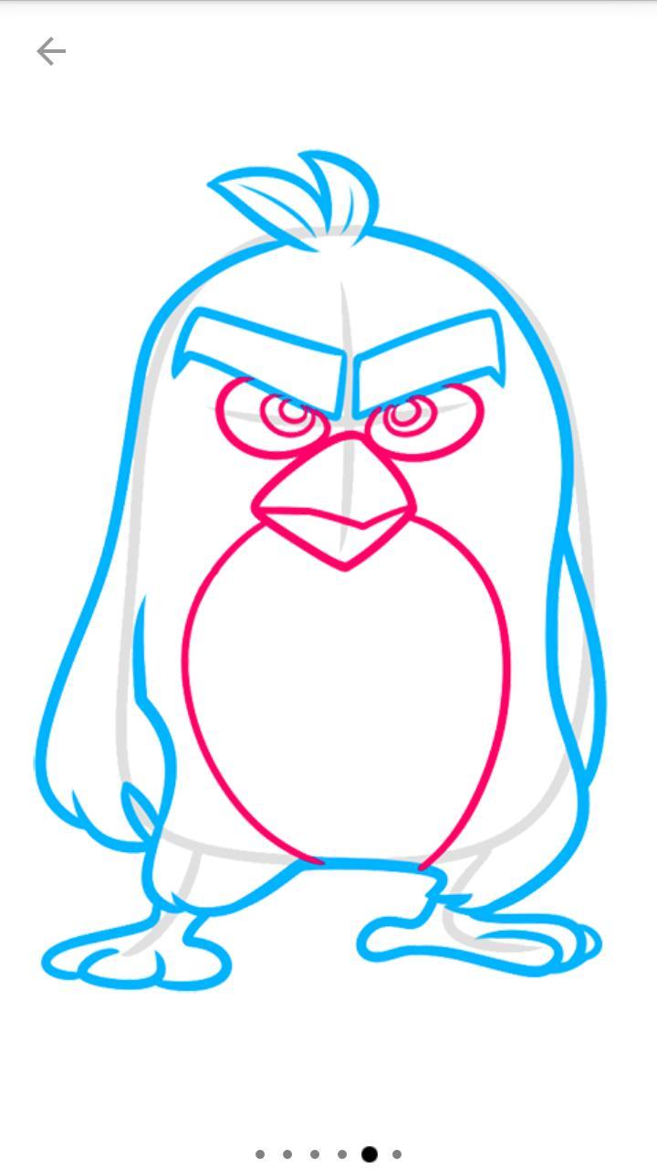 Como Desenhar Angry Birds Para Android Apk Baixar