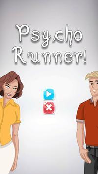 Psycho Runner poster