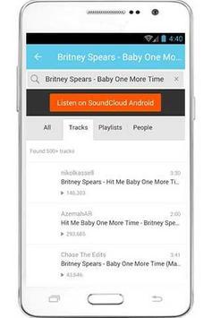 Britney Spears When I Say So screenshot 3
