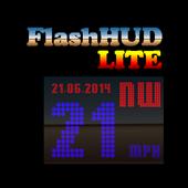 Flash HUD Speedo icon