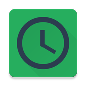 Minimalist Clock Widget icon