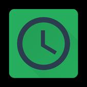 Minimalist Clock Widget アイコン
