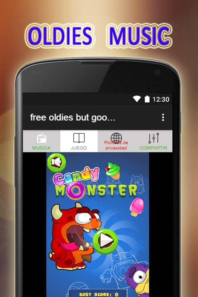 free oldies but goodies music apps radio fm for Android - APK Download