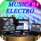 Free electronic music icon