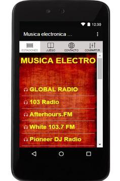 Free electronic music screenshot 3