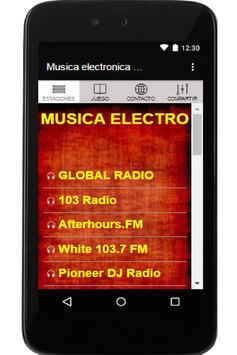 Free electronic music screenshot 9