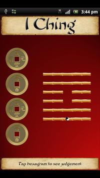 I Ching poster