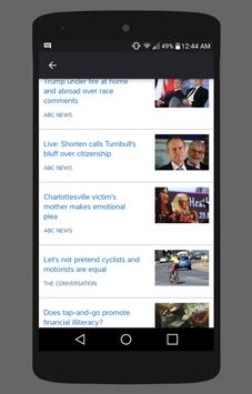774 ABC Melbourne (Unofficial) apk screenshot