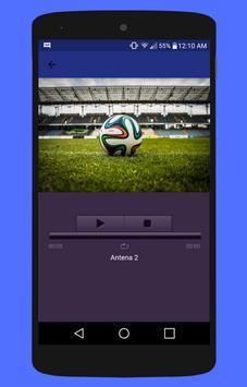 Antena 2 Radio Deportes Colombia no oficial screenshot 1