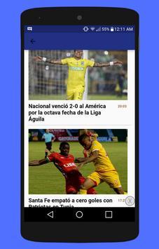 Antena 2 Radio Deportes Colombia no oficial screenshot 2