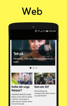 P3 FM NRK Radio unofficial apk screenshot