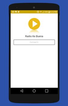 Radio Ke Buena Gratis no oficial screenshot 3