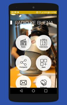 Radio Ke Buena Gratis no oficial poster