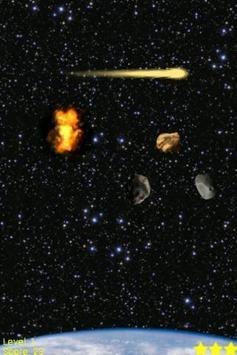 Asteroids - Free Version apk screenshot