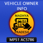MP RTO Vehicle Owner Details icon