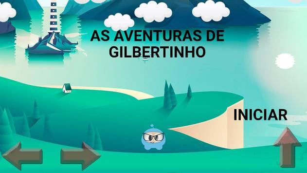 Aventuras de Gilbertinho - O Jogo screenshot 1
