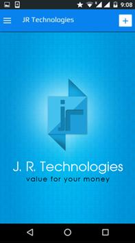 JR Technologies poster