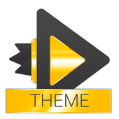 Rocket Player Gold Theme icon
