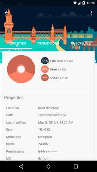 BuildProp Editor apk screenshot
