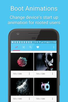 Poster Boot Animations for Superuser