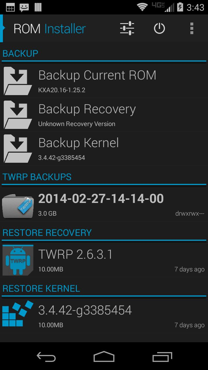 ROM Installer for Android - APK Download