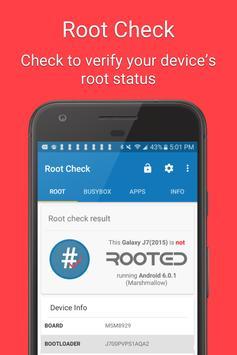 Root Check bài đăng