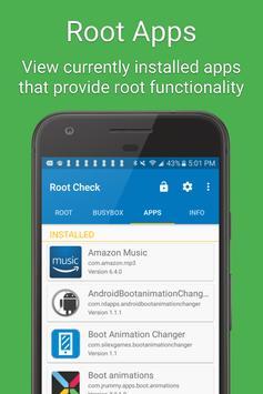 Root Check ảnh chụp màn hình 3