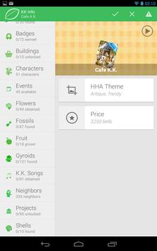Guide for Animal Crossing New Leaf (ACNL) apk screenshot
