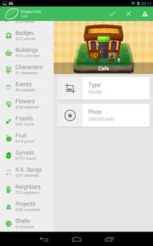 Guide for Animal Crossing New Leaf (ACNL) screenshot 9