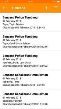 BPBD Kalimantan Selatan screenshot 2