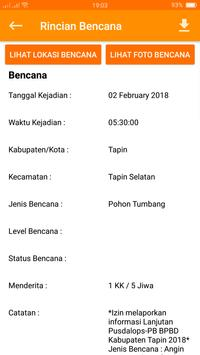 BPBD Kalimantan Selatan screenshot 3