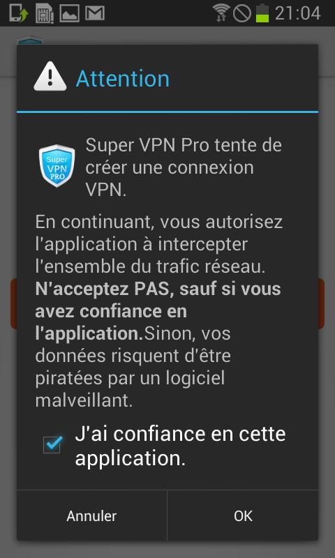 Super VPN Pro for Android - APK Download