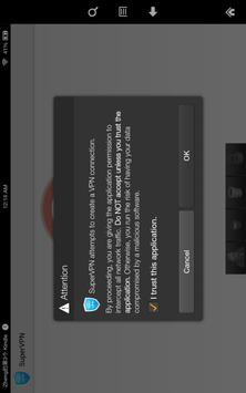SuperVPN screenshot 5