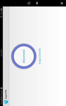 SuperVPN Free VPN Client apk screenshot