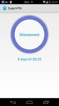 SuperVPN 免费VPN客户端 apk 截圖