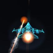 Air Strike Wireframe icon