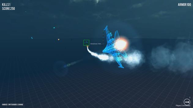 Air Strike Wireframe screenshot 7
