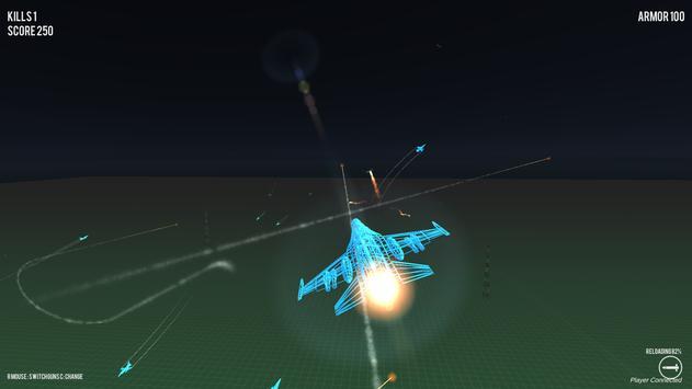 Air Strike Wireframe screenshot 4